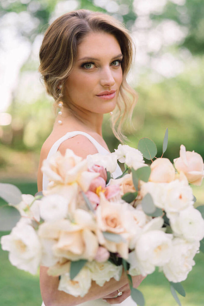 Houston wedding Hair and Makeup